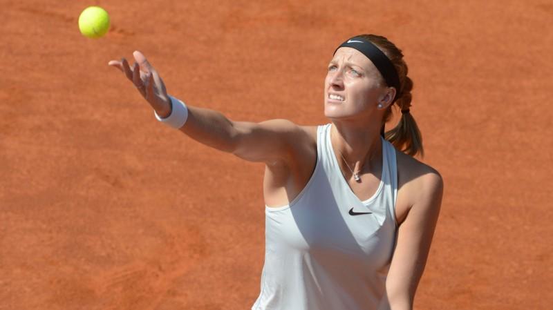 Kvitova Prāgā izcīna sezonas trešo titulu