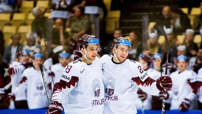 """Bļugers: """"Cerēju: ja nu """"Penguins"""" zaudē, kaut būtu iespēja braukt palīgā Latvijai"""""""