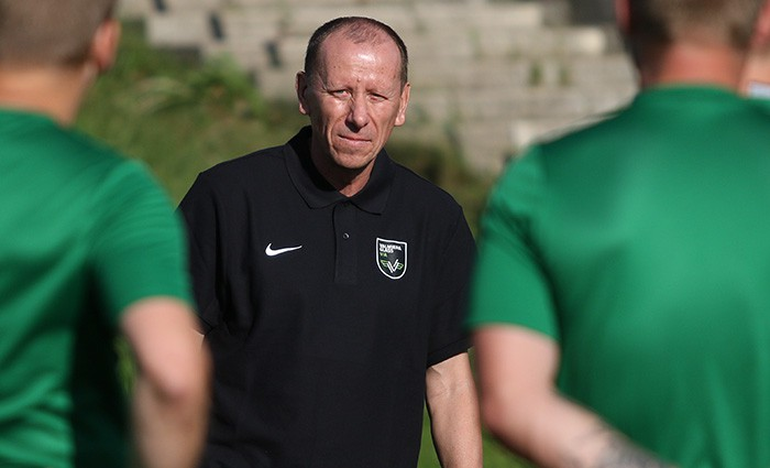 """Virslīgas pastarīti """"Valmieru"""" trenēs ukraiņu speciālists Trubačovs, asistēs Kalniņš"""