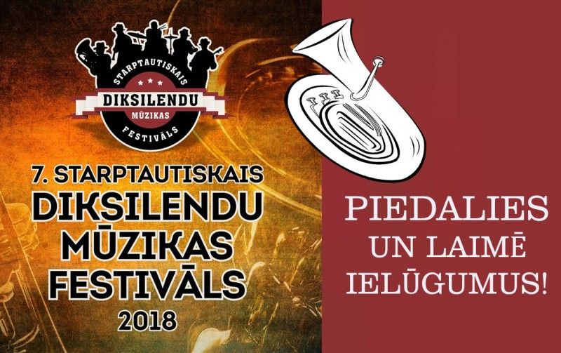 Piedalies konkursā un laimē ielūgumus uz Diksilendu mūzikas festivālu Umurgā