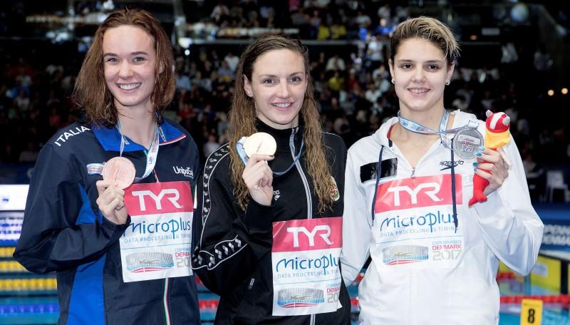 LČ peldēšanā startēs viena no pasaules labākajām distancē uz muguras Zevina