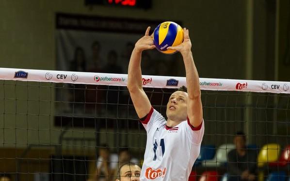 Eiropas līgas pusfinālā Latvija pret Baltkrieviju, tiešraide Sportacentrs.com TV
