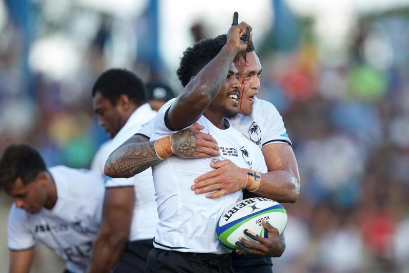 Gruzija izgāž otro puslaiku un piekāpjas Fidži