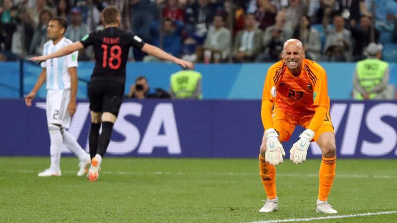 Top 5: Horvātiem garšo grandi, Argentīnas antirekordi, atkal Poulsens