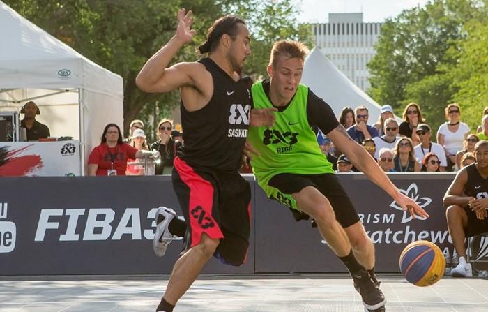 """Riga Ghetto Basket"" paliek bez uzvarām Pasaules kausa tūres posmā"