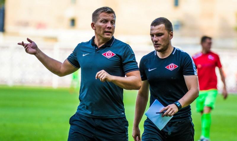"Kalašņikovs kļuvis par Narvas ""Trans"" galveno treneri"