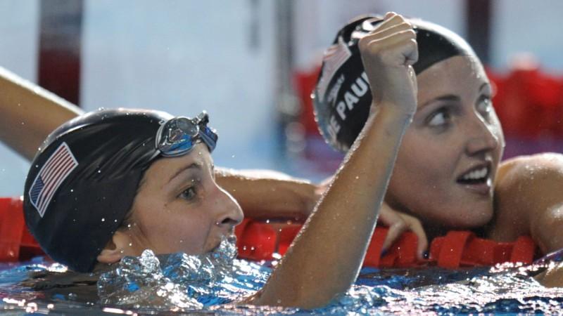 Notiks peldētāju tikšanās ar olimpisko spēļu medaļnieci