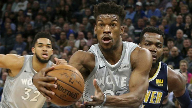 """""""Timberwolves"""" bija tuvu Batlera aizmainīšanai uz """"Heat"""", bet darījums izjucis"""
