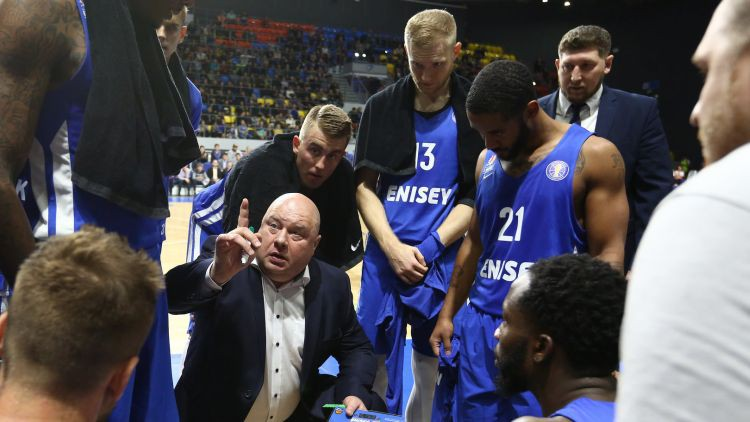 "Meiers iemet desmit punktus ""Enisey"" neveiksmē pret ""Khimki"""