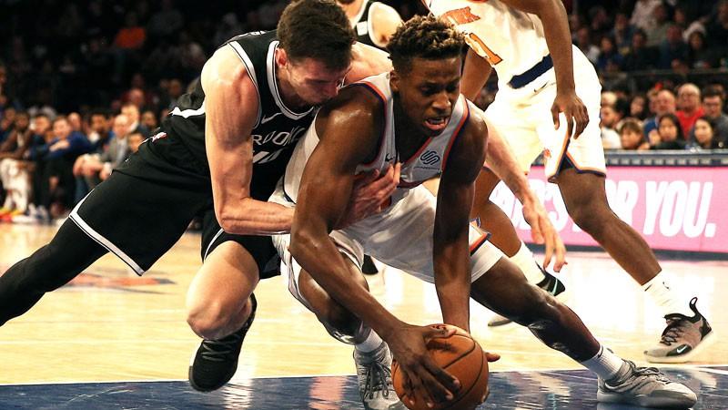 """""""Nets"""" treneris: """"Esmu patīkami pārsteigts par to, kā Kurucs ir iejuties NBA"""""""