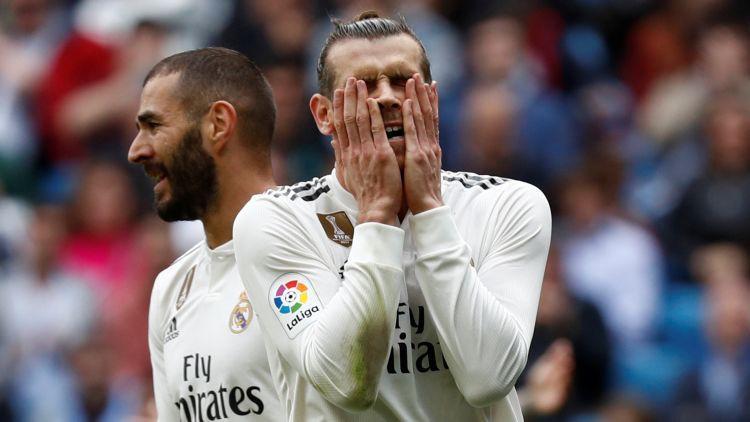 """Madrides """"Real"""" vēl viena izgāšanās – antirekords un zaudējums savā laukumā"""