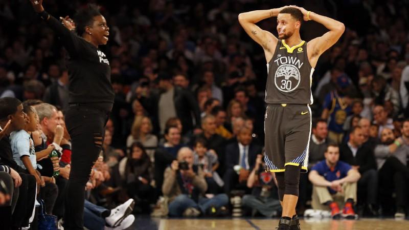 """""""Nets"""" bez Kuruca pret Rietumu līderiem, uz """"Knicks"""" un """"Warriors"""" spēli biļetes par pustūkstoti"""