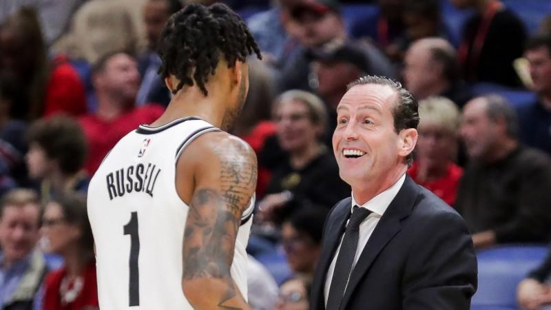 """""""Nets"""" bez Kuruca piekāpjas Rietumu konferences līderei """"Pelicans"""""""