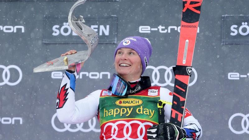 Vorleja ar uzvaru atklāj Pasaules kausa sezonu kalnu slēpošanā