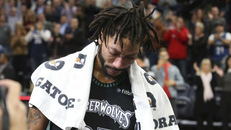 """Rouzs atkal MVP formā un iemet 50 punktus pret """"Jazz"""", Sabonim 30 pret """"Knicks"""""""