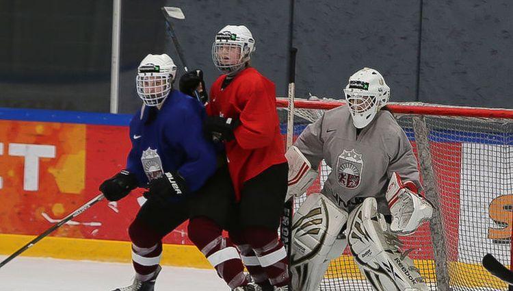 Nosaukts Latvijas sieviešu izlases sastāvs spēlēm pret Poliju