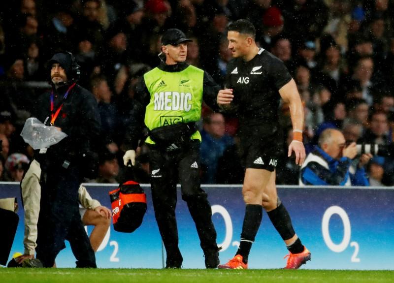Viljamss nepalīdzēs Jaunzēlandei mačā pret Īriju