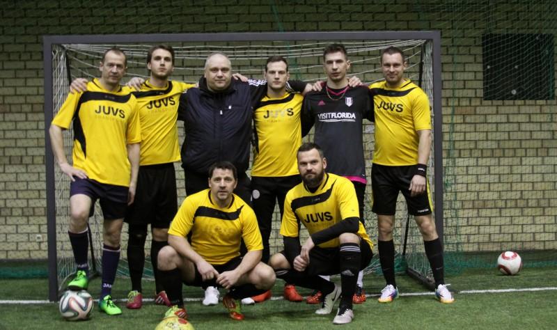 7. janvārī startēs jaunā Latvijas Amatieru futbola līgas sezona