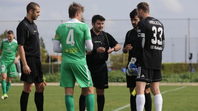 """Pētījums: """"Latvijas futbolists Grigorovs aktīvi organizēja spēļu sarunāšanu Kiprā"""""""