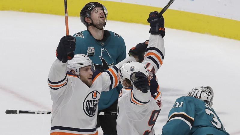 """Makdeividam 100. vārti, Torntons panāk Lemjē, Hičkokam """"Oilers"""" debijā uzvara"""