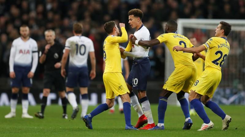 """""""Tottenham"""" dominē pār """"Chelsea"""" un sagādā tai pirmo zaudējumu šosezon"""