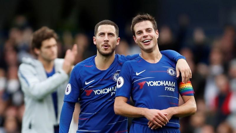 """Rietumlondonas derbijā """"Chelsea"""" izdodas pieveikt """"Fulham"""" komandu"""