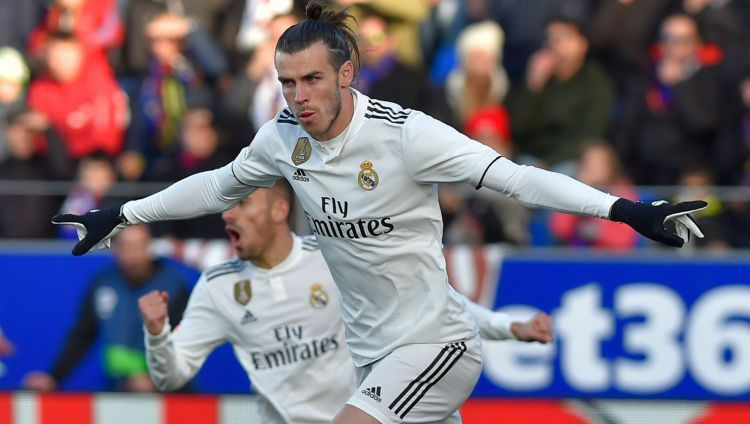 """Beils jau astotajā minūtē gūst Madrides """"Real"""" uzvaras vārtus pret """"Huesca"""""""
