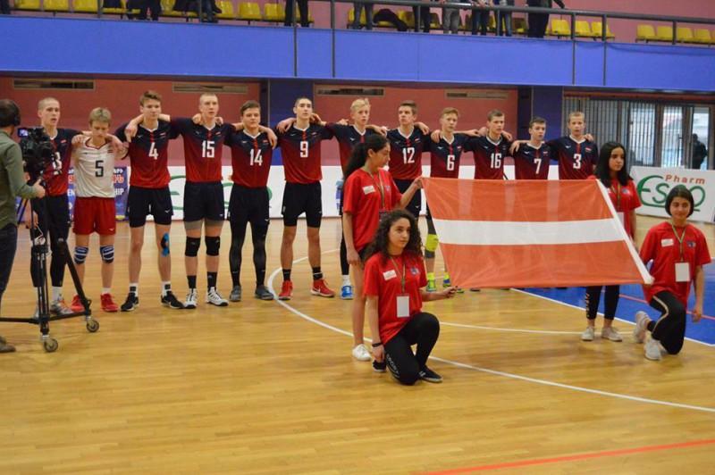 EEVZA čempionātos viena uzvara četrās spēlēs