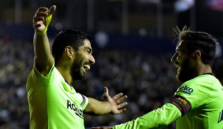 """Mesi trīs vārti, """"Barcelona"""" revanšējas par 4:5"""