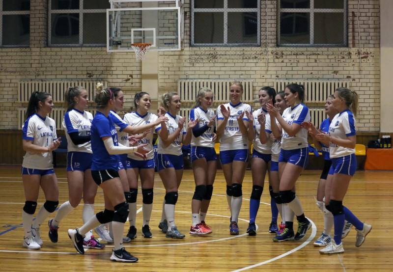 NVL1 – intriga, NL divas uzvaras – Latvijas Universitātei