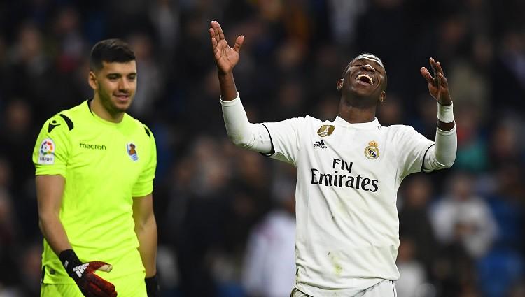 """Madrides """"Real"""" atkal bez gūtiem vārtiem, atkal liela vilšanās"""