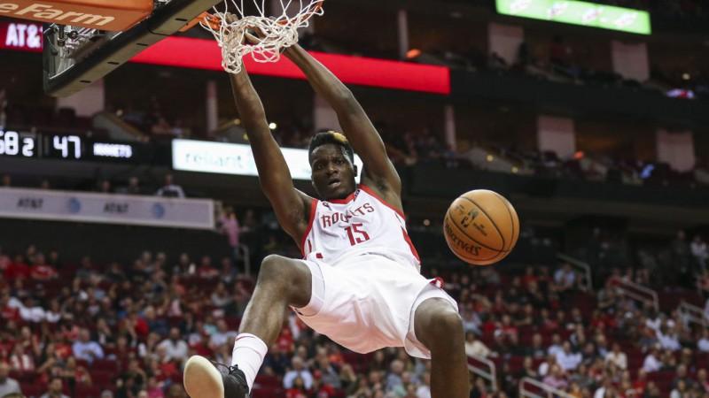 """Kapelam un Takeram karjeras rekordi, """"Rockets"""" apspēlē Rietumu līderi """"Nuggets"""""""