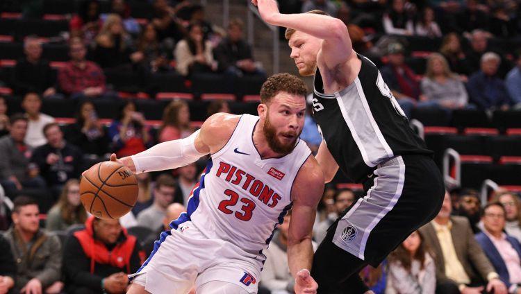 """Bertāns ar savu piespēļu rekordu sekmē """"Spurs"""" piekto uzvaru pēc kārtas"""