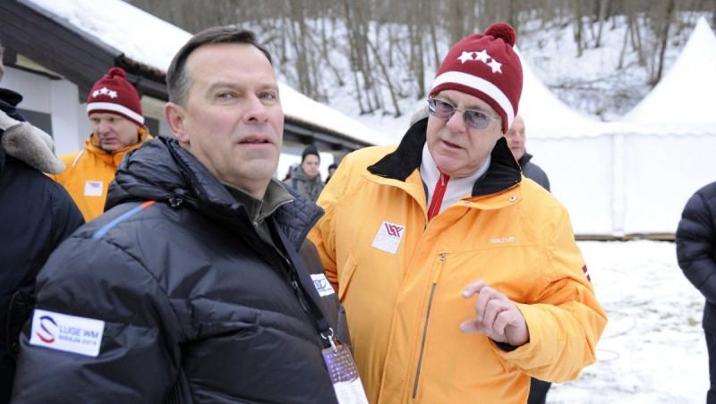 """Strenga pirms Siguldas posma: """"Jāpatur prātā sapnis par 2026. gada olimpiskajām spēlēm"""""""
