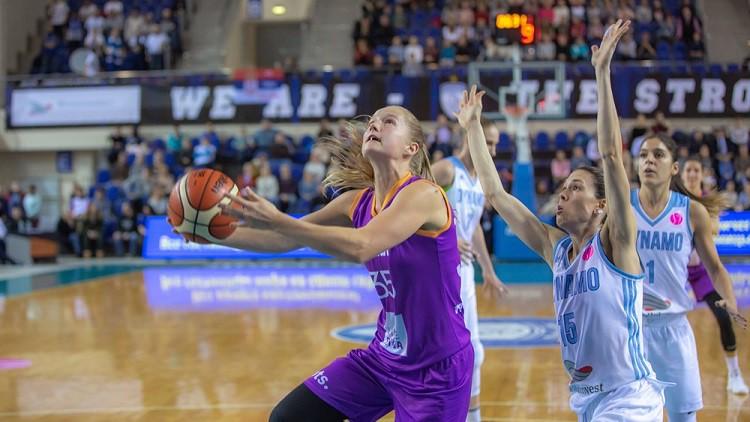 """TTT 23 minūtes skolo Kurskas """"Dynamo"""", Stjuarte atkal izšķir spēli"""