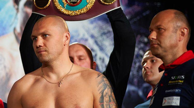 """Divu pasaules čempionu treneris: """"Briedis ir boksa fenomens"""""""