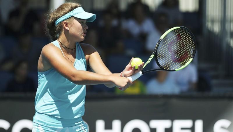 """Bartone """"Australian Open"""" ceturtdaļfinālā piekāpjas pasaules trešajai raketei"""