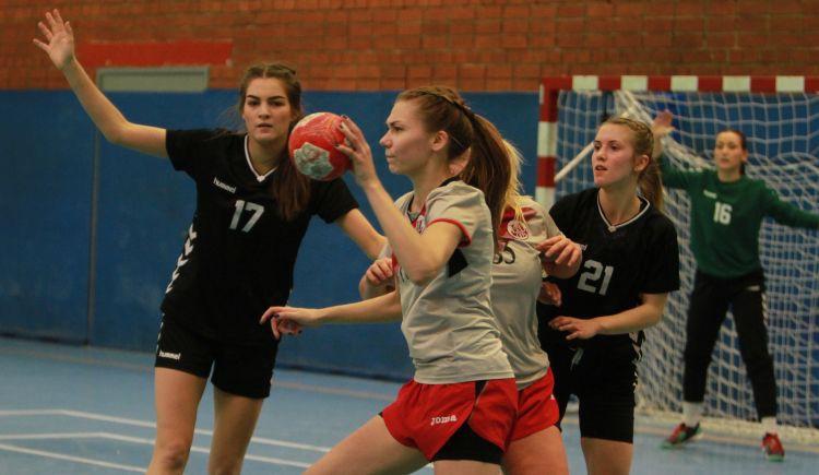 Salaspils un Jēkabpils handbolistes gūst uzvaras virslīgas mačos