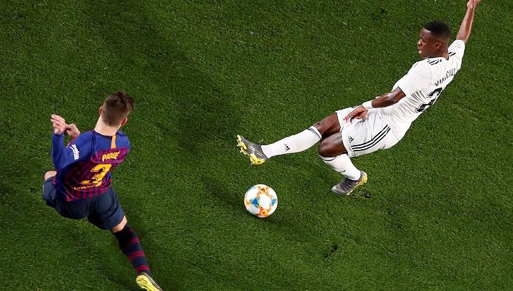 """""""Barcelona"""" un Madrides """"Real"""" apmainās dūrieniem"""