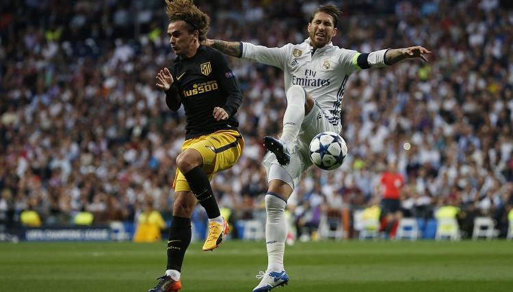 Madrides derbijs: Grīzmans pret Ramosu, Solari un Morata pret bijušajām komandām