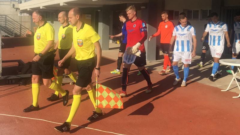 Latvijas čempioni piedzīvo zaudējumu FNL kausa otrajā spēlē