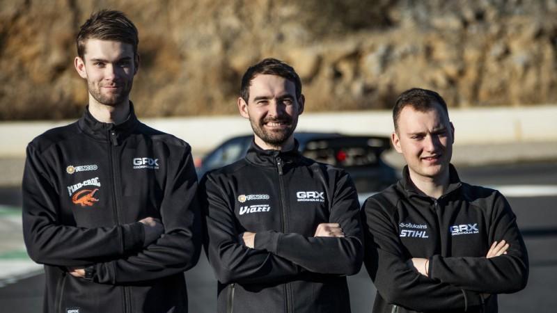 Nitišs pievienojas Gronholma pasaules RX komandai