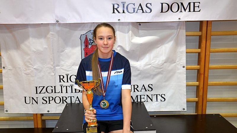 Musajeva sasniedz Eiropas jaunatnes čempionāta gandarījuma turnīra astotdaļfinālu