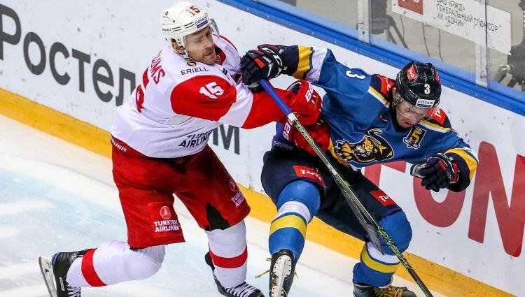 """Rīgas """"Dinamo"""" konkurentes izcīna uzvaras, Indrašim sezonas 30. punkts"""