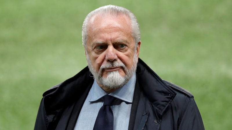 """""""Napoli"""" prezidents:""""Kāda jēga uzvarēt, ja viena spēlētāja dēļ ir 200 miljonu parāds?"""""""
