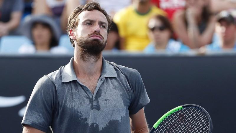 Gulbis zaudē četras pozīcijas ATP rangā