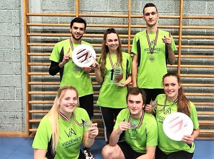 Vidzemes Augstskola triumfē studentu čempionātā