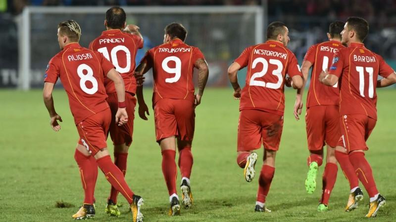 Ziemeļmaķedonijas izlase pret Latviju izsauc trīs Itālijā spēlējošus uzbrucējus