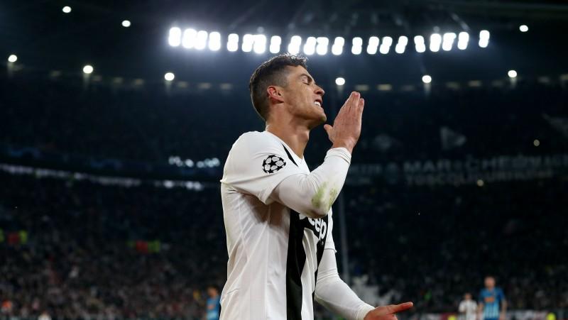 """Ronaldu par hat-trick: """"Tieši tāpēc """"Juventus"""" mani uzaicināja"""""""