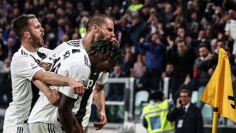 """""""Juventus"""" atspēlējas, pieveic """"Milan"""" un jau rīt var kļūt par čempioni"""